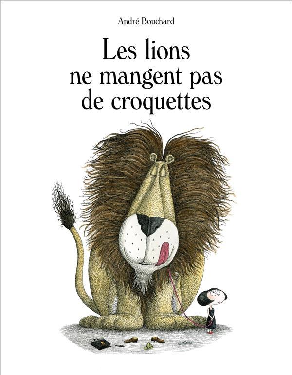 LIONS NE MANGENT PAS DE CROQUE