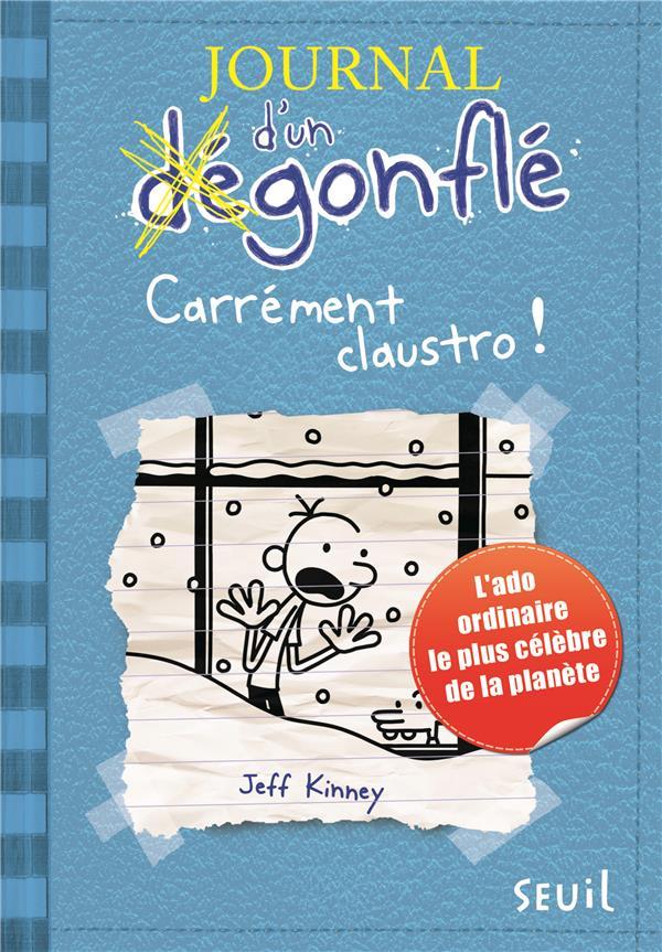 JOURNAL D-UN DEGONFLE - TOME 6 KINNEY JEFF SEUIL