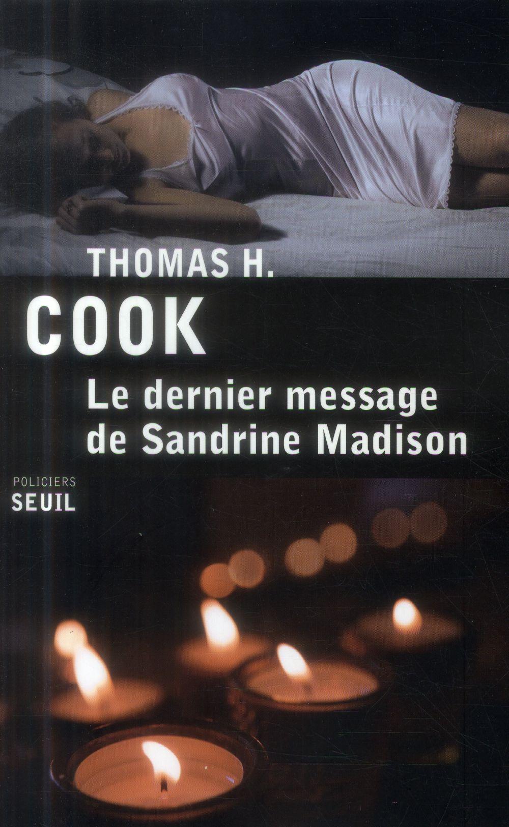 DERNIER MESSAGE DE SANDRINE MADISON (LE)