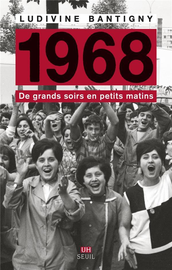 1968. DE GRANDS SOIRS EN PETITS MATINS  SEUIL