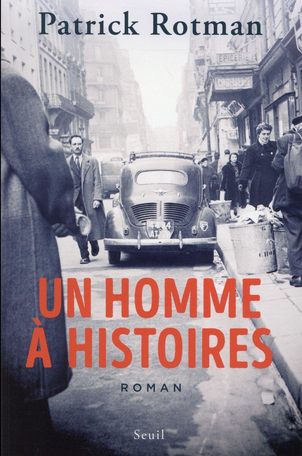 UN HOMME A HISTOIRES