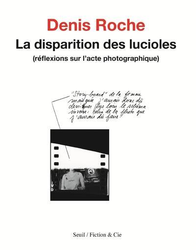LA DISPARITION DES LUCIOLES. REFLEXIONS SUR L'ACTE PHOTOGRAPHIQUE