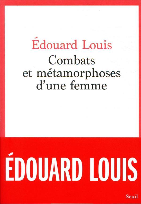 COMBATS ET METAMORPHOSES D'UNE FEMME LOUIS EDOUARD SEUIL