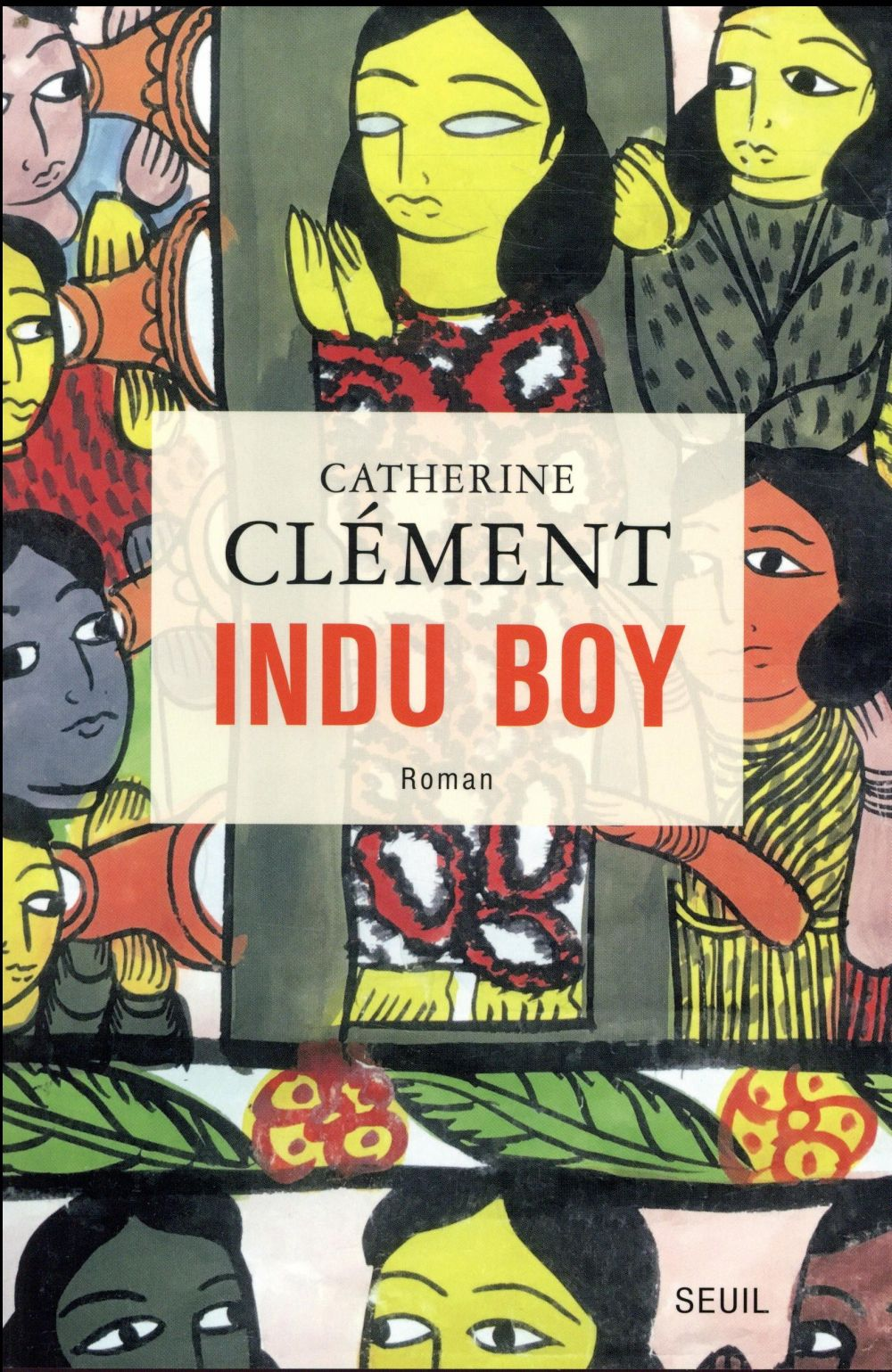 INDU BOY CLEMENT CATHERINE SEUIL