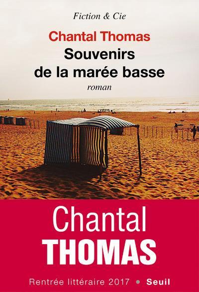 SOUVENIRS DE LA MAREE BASSE THOMAS CHANTAL SEUIL