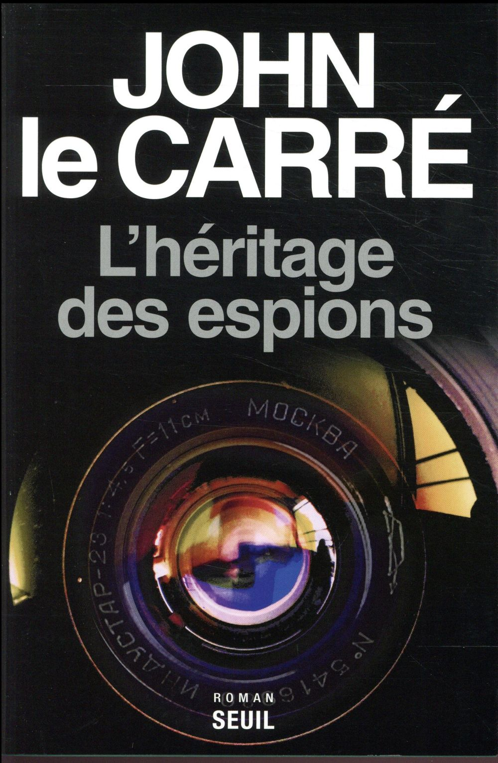 L'HERITAGE DES ESPIONS LE CARRE JOHN SEUIL