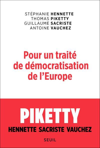 POUR UN TRAITE DE DEMOCRATISATION DE L'EUROPE