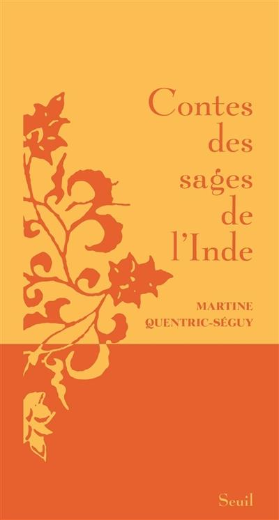 CONTES DES SAGES DE L'INDE QUENTRIC-SEGUY M. SEUIL