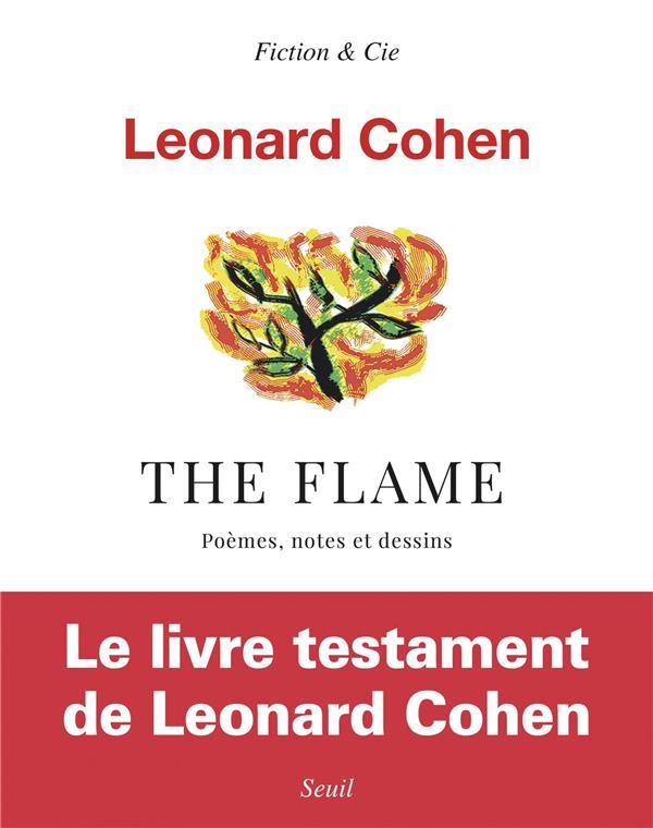 THE FLAME  -  POEMES, NOTES ET DESSINS
