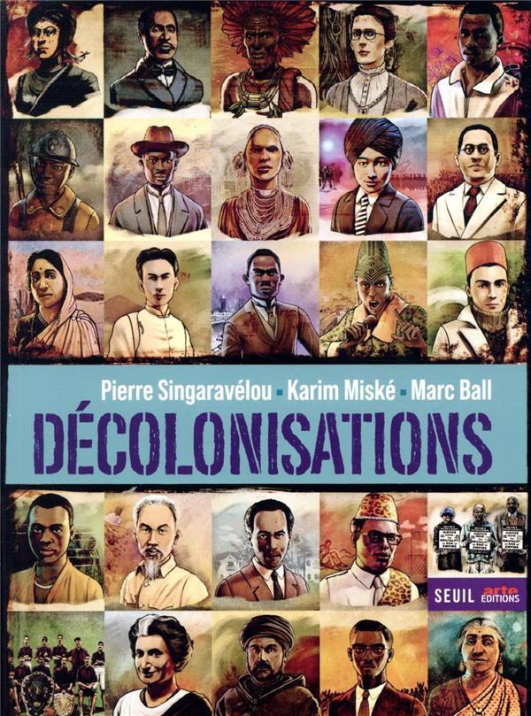 DECOLONISATIONS SINGARAVELOU/MISKE SEUIL
