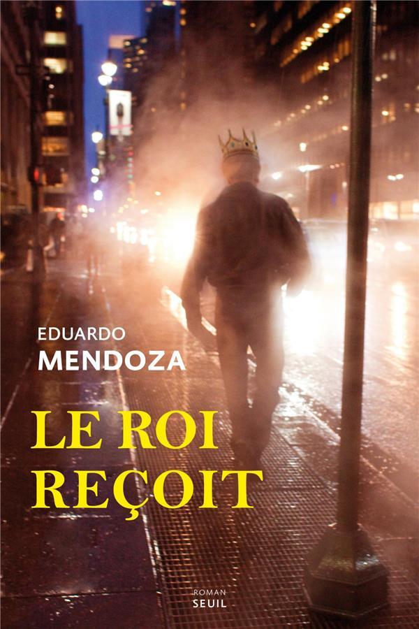LE ROI RECOIT