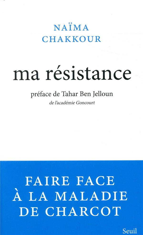 MA RESISTANCE  SEUIL