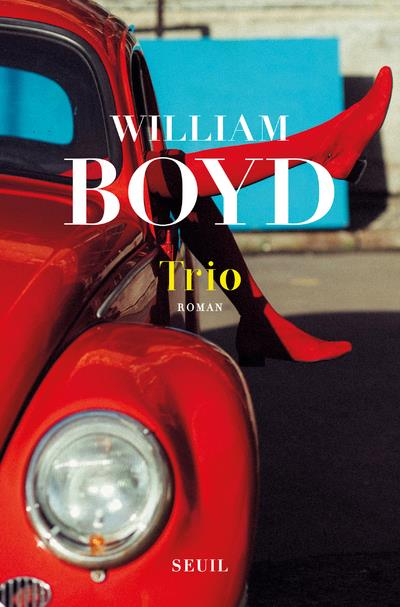 TRIO BOYD, WILLIAM SEUIL