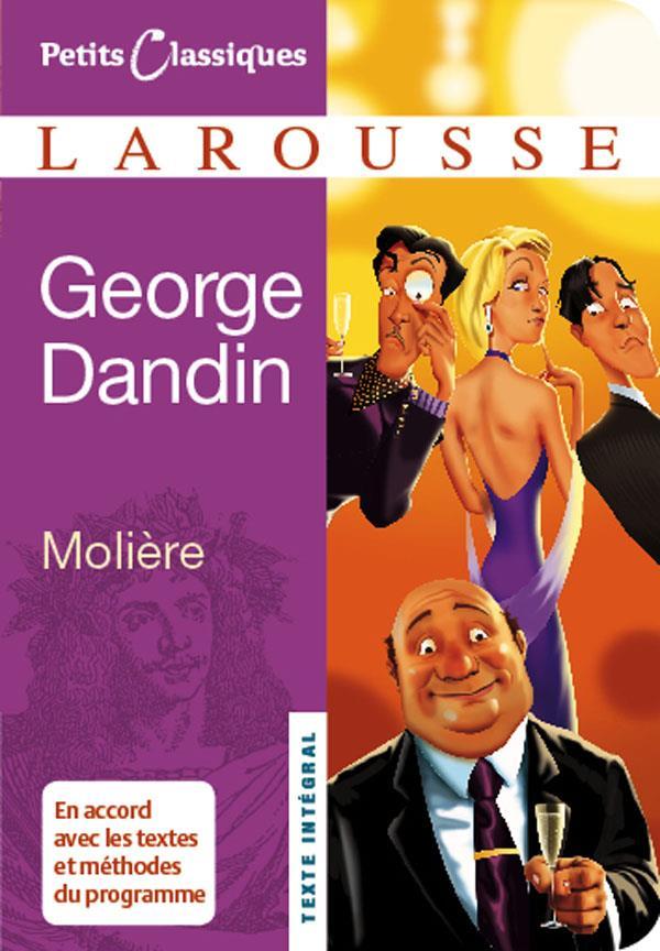 GEORGE DANDIN MOLIERE LAROUSSE
