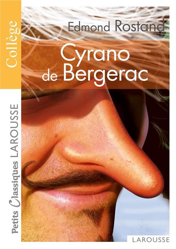 CYRANO DE BERGERAC ROSTAND EDMOND LAROUSSE