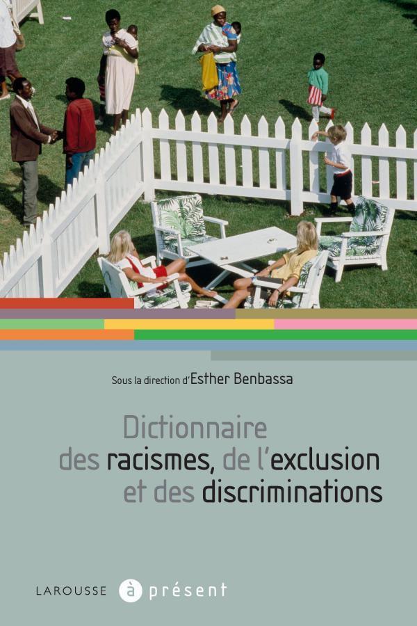 DICTIONNAIRE DES RACISMES, DE L'EXCLUSION ET DES DISCRIMINATIONS BENBASSA ESTHER LAROUSSE