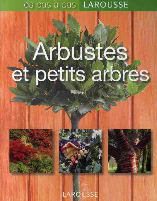 ARBUSTES ET PETITS ARBRES MOREAU DANIELE LAROUSSE