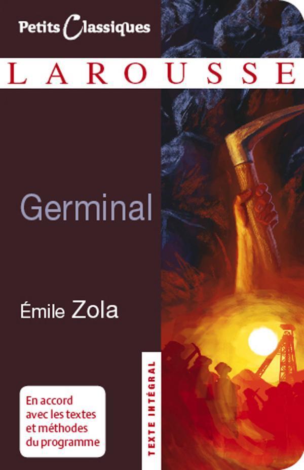 GERMINAL ZOLA EMILE LAROUSSE