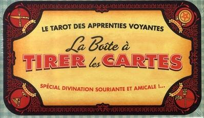 LA BOITE A TIRER LES CARTES XXX LAROUSSE