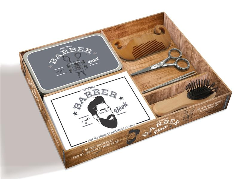 GENTLEMEN'S BARBER BOX