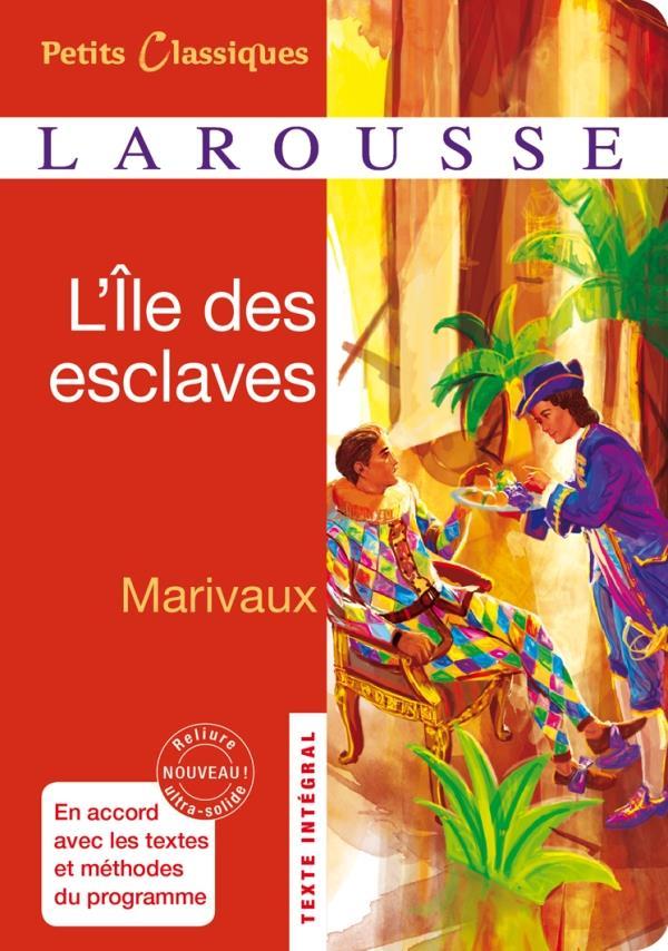 L'ILE DES ESCLAVES - LYCEE