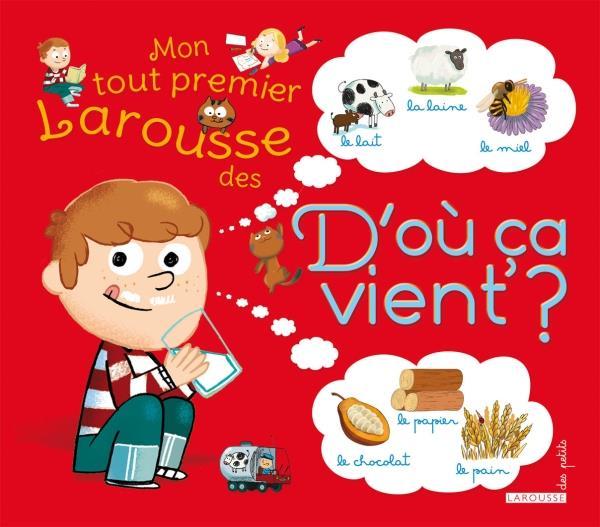 D'OU CA VIENT ? MULLENHEIM/BONNEFOY LAROUSSE