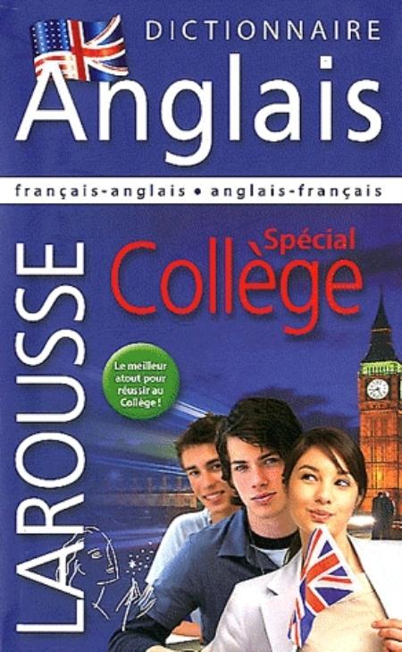 COLLECTIF - DICTIONNAIRE FRANCAIS ANGLAIS & ANGLAIS FRANCAIS SPECIAL COLLEGE