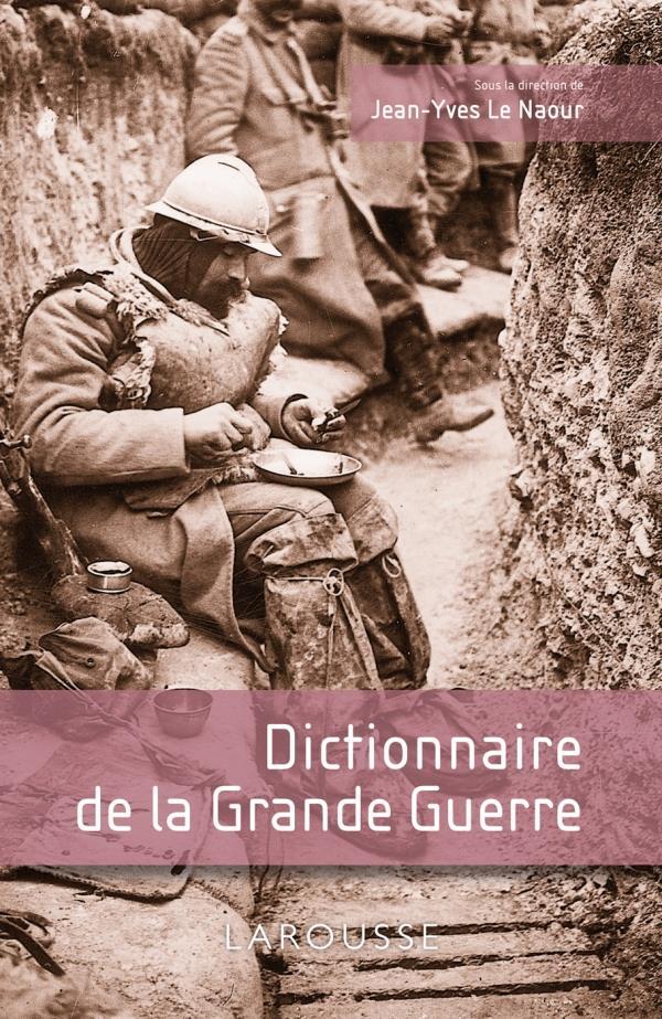 DICTIONNAIRE DE LA GRANDE GUERRE LE NAOUR JEAN-YVES Larousse