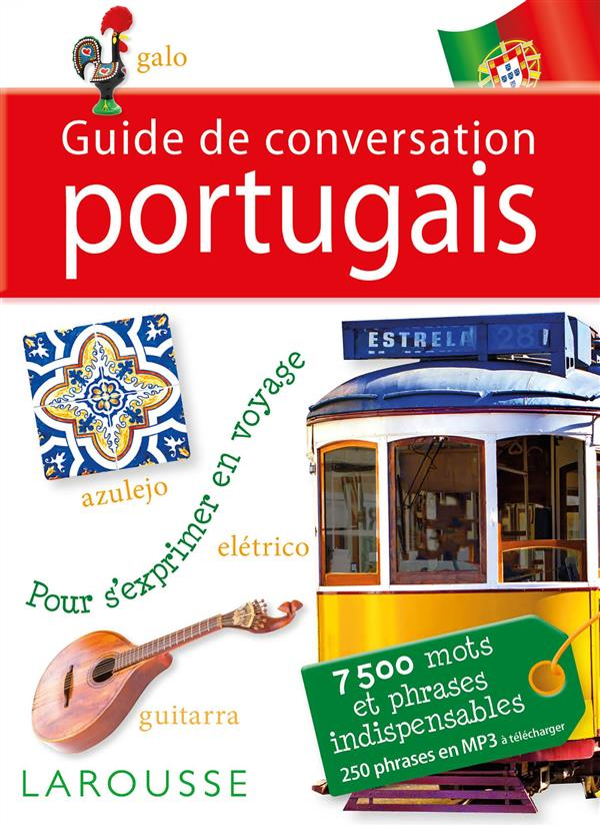 GUIDE DE CONVERSATION PORTUGAIS XXX Larousse