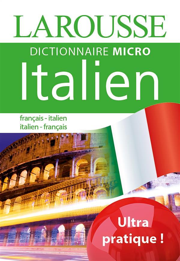 LAROUSSE MICRO ITALIEN XXX Larousse