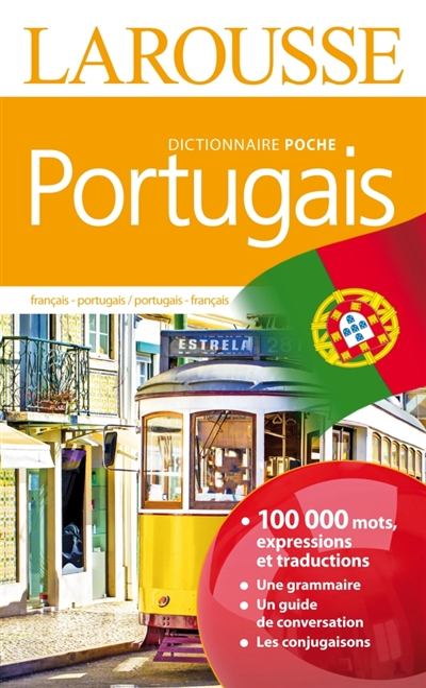 LAROUSSE DE POCHE  -  PORTUGAIS  -  FRANCAIS-PORTUGAIS  PORTUGAIS-FRANCAIS XXX Larousse