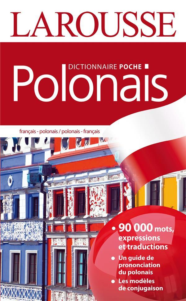 LAROUSSE DE POCHE  -  POLONAIS  -  FRANCAIS-POLONAIS  POLONAIS-FRANCAIS