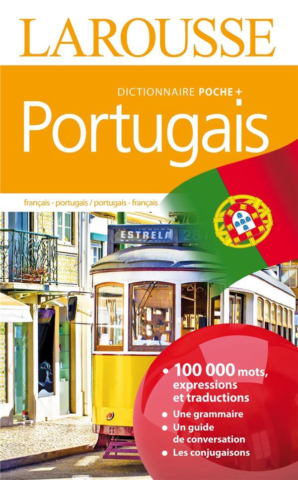 LAROUSSE DE POCHE +  -  PORTUGAIS  -  FRANCAIS-PORTUGAIS  PORTUGAIS-FRANCAIS