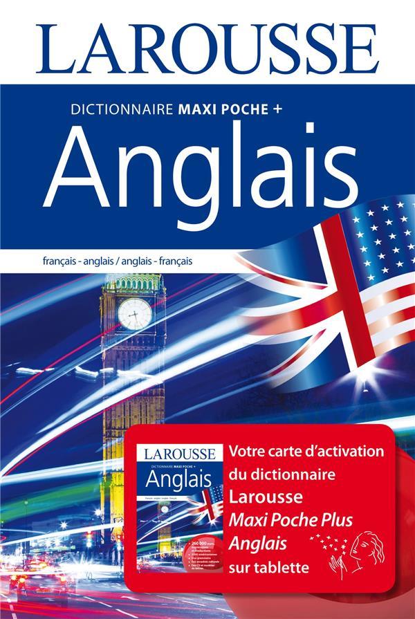 ANGLAIS  -  2 EN 1 XXX Larousse