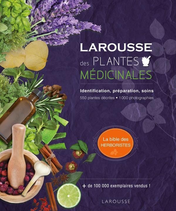 LAROUSSE DES PLANTES MEDICINALES CHEVALLIER ANDREW LAROUSSE