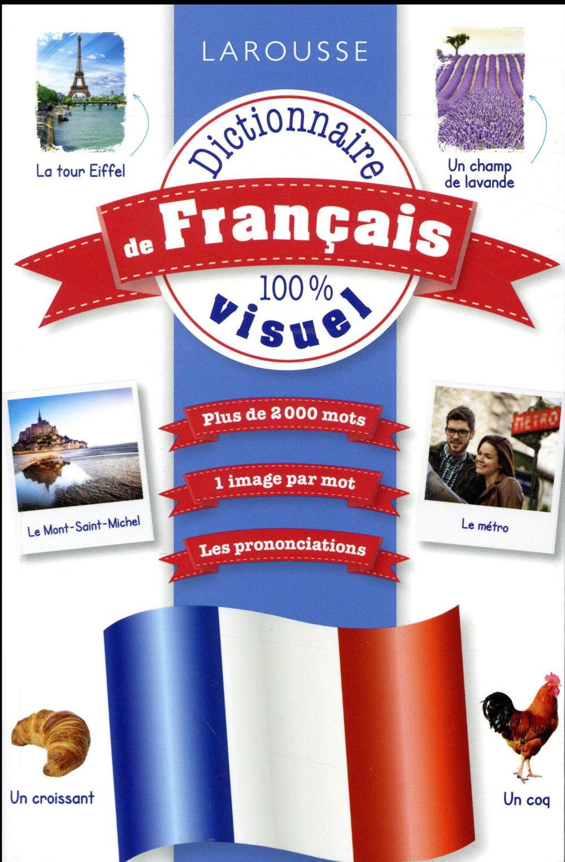 DICTIONNAIRE VISUEL DE FRANCAIS