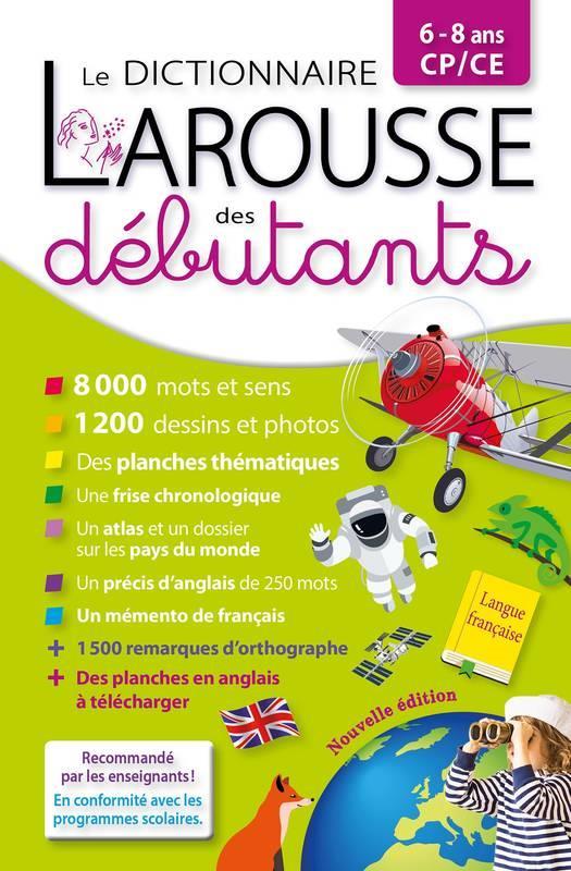 - LAROUSSE DICTIONNAIRE DES DEBUTANTS CPCE