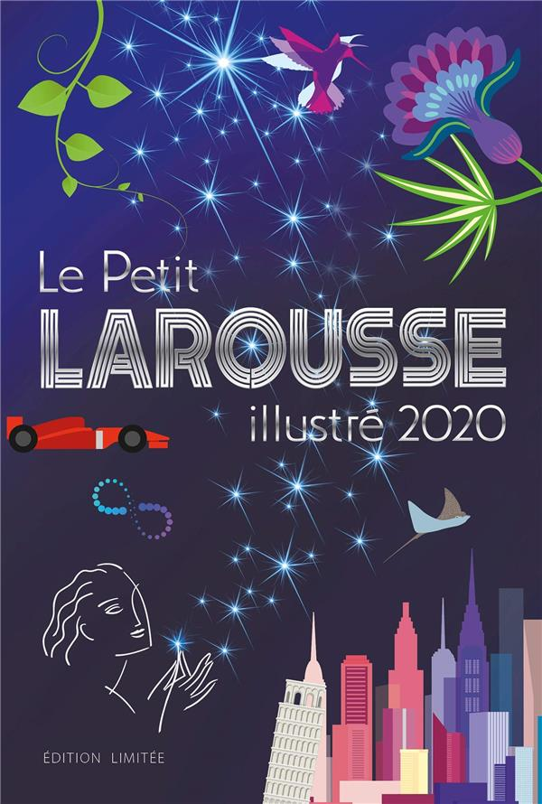LE PETIT LAROUSSE ILLUSTRE  -  NOEL (EDITION 2020)
