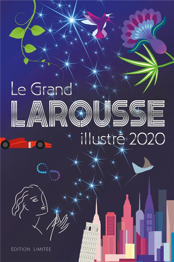 LE GRAND LAROUSSE ILLUSTRE  -  NOEL (EDITION 2020)