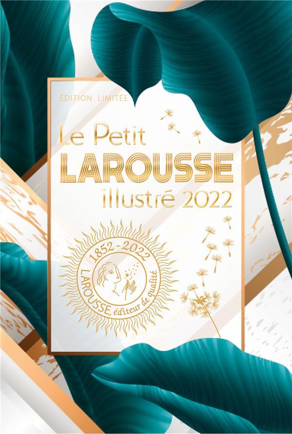 PETIT LAROUSSE ILLUSTRE 2022 COFFRET NOEL COLLECTIF LAROUSSE