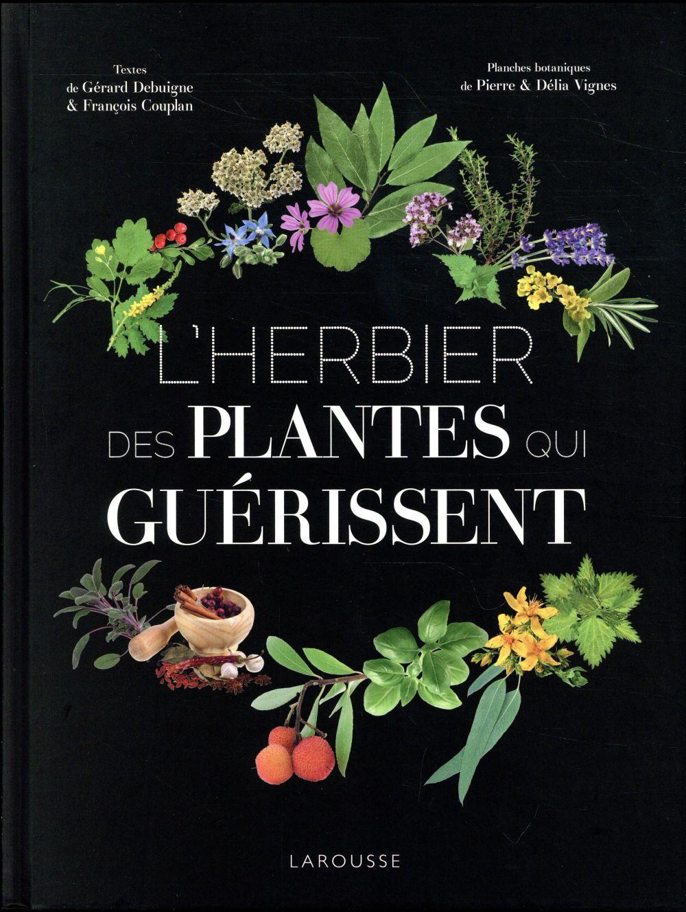 L'HERBIER DES PLANTES QUI GUERISSENT