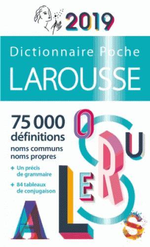 LAROUSSE DE POCHE 2019 XXX LAROUSSE