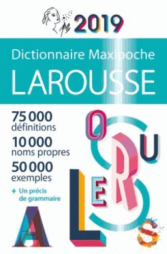 MAXIPOCHE 2019 XXX LAROUSSE