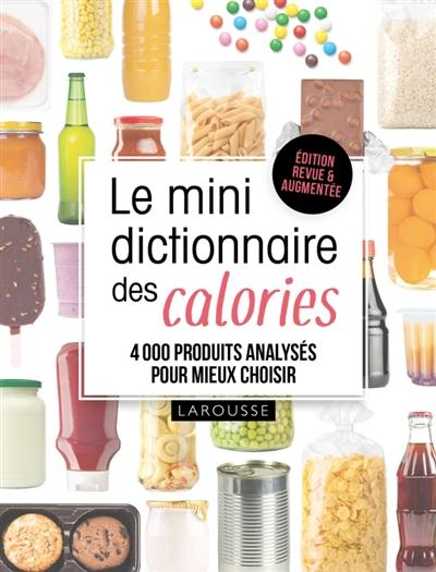 LE MINI DICTIONNAIRE DES CALORIES MIGNONAC AGNES LAROUSSE