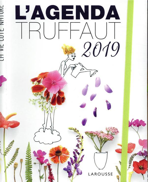 AGENDA TRUFFAUT 2019 MAILLET CATHERINE LAROUSSE