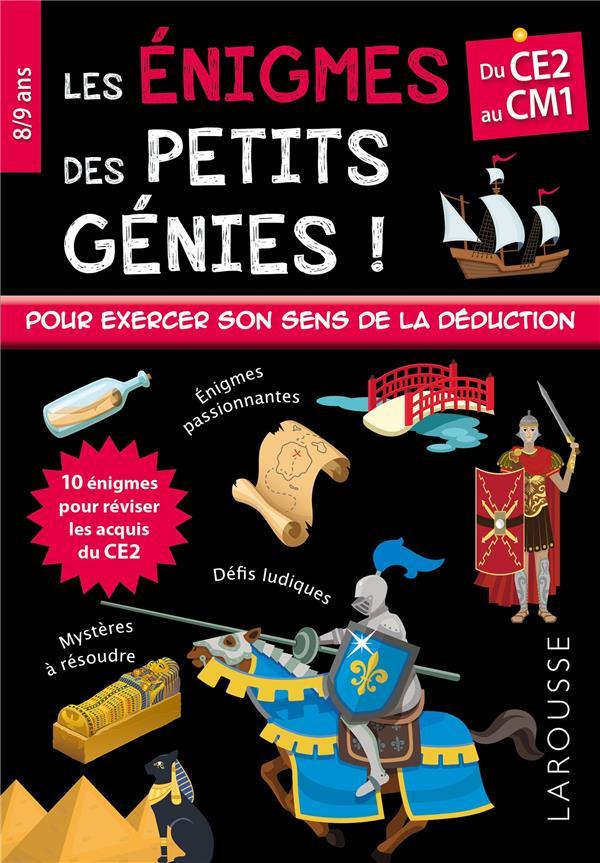 LES ENIGMES DES PETITS GENIES CE2
