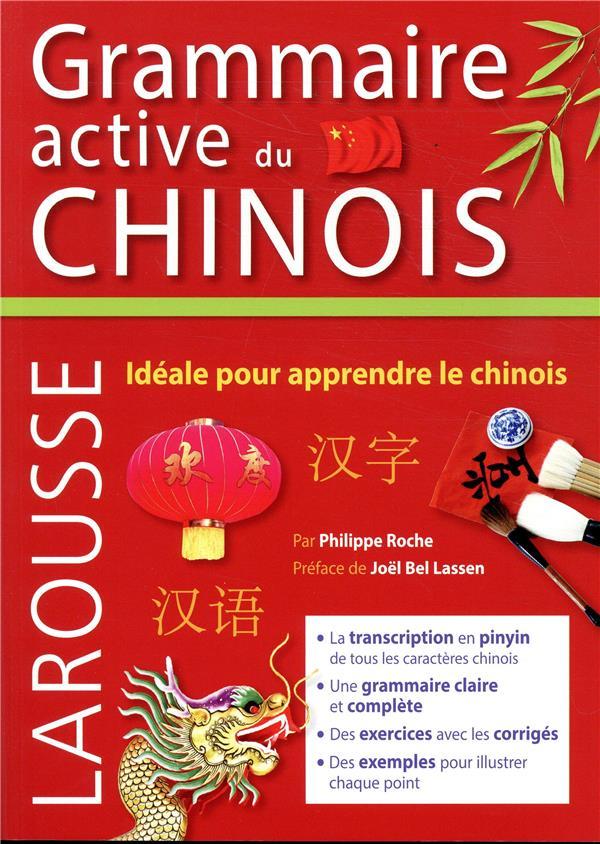 GRAMMAIRE ACTIVE DU CHINOIS