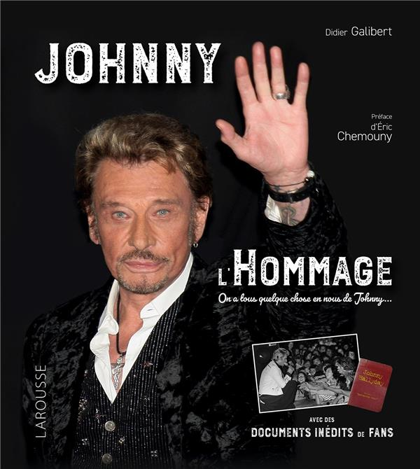 JOHNNY, L-HOMMAGE
