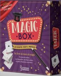 MAGIC BOX  -  LA BOITE 100% MAGIE