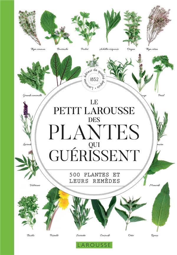LE PETIT LAROUSSE DES PLANTES QUI GUERISSENT  -  500 PLANTES ET LEURS REMEDES DEBUIGNE/COUPLAN LAROUSSE